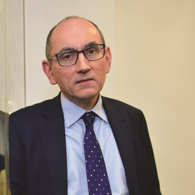 The big interview: NCG chair Peter Lauener