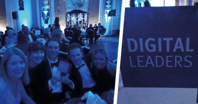 ESFA apprenticeship service wins Digital Leaders Award