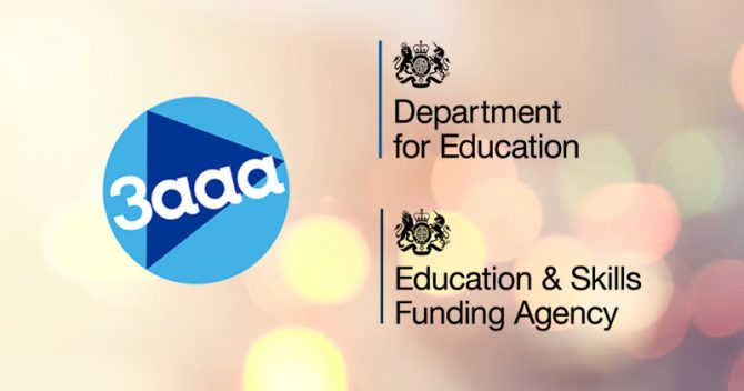 DfE orders independent investigation into ESFA over 3aaa contract management
