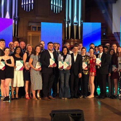 BTEC award winners 2018 unveiled