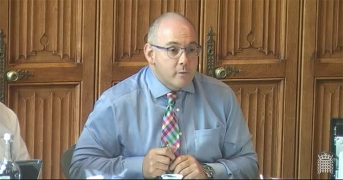Halfon pleads for nursing apprenticeships to be 'special case' with levy spending