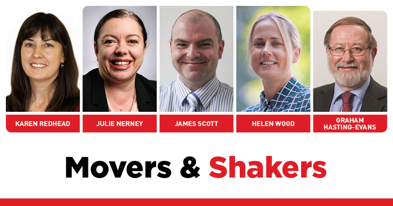 Movers and Shakers: Edition 251