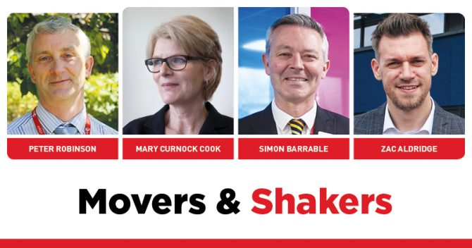 Movers and Shakers: Edition 252
