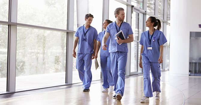 Let FE colleges deliver nursing apprenticeships!
