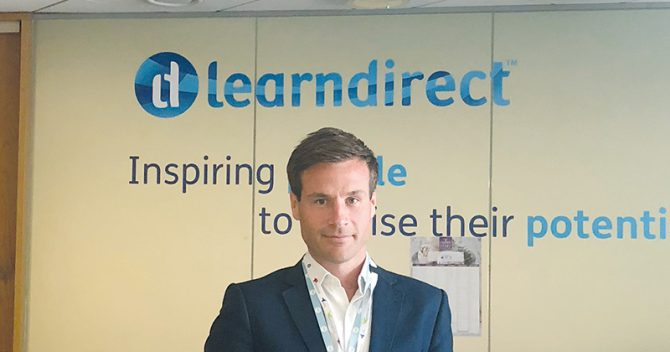 New Learndirect owner wins £20m in ESFA contracts