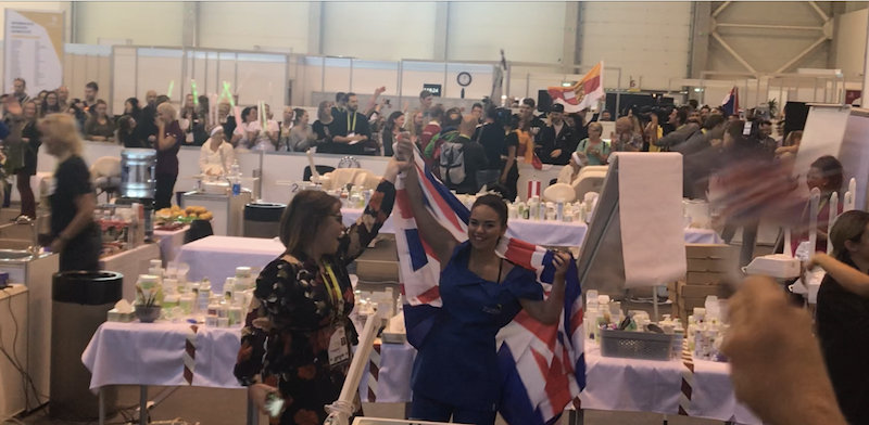 EuroSkills 2018: 'Awesome' finish to competitions for Team UK