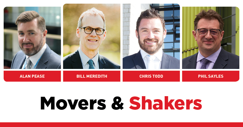 Movers and shakers: Edition 253
