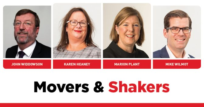 Movers and Shakers: Edition 254