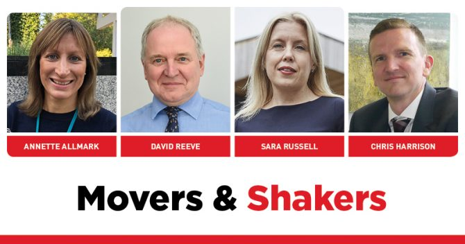 Movers and shakers: Edition 255