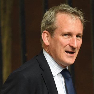 Cabinet reshuffle: Education secretary Damian Hinds out