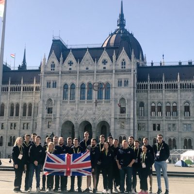 EuroSkills 2018: Team UK arrive in Budapest