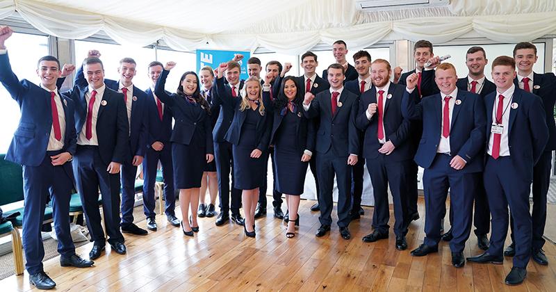 Team UK all set for EuroSkills 2018 in Budapest