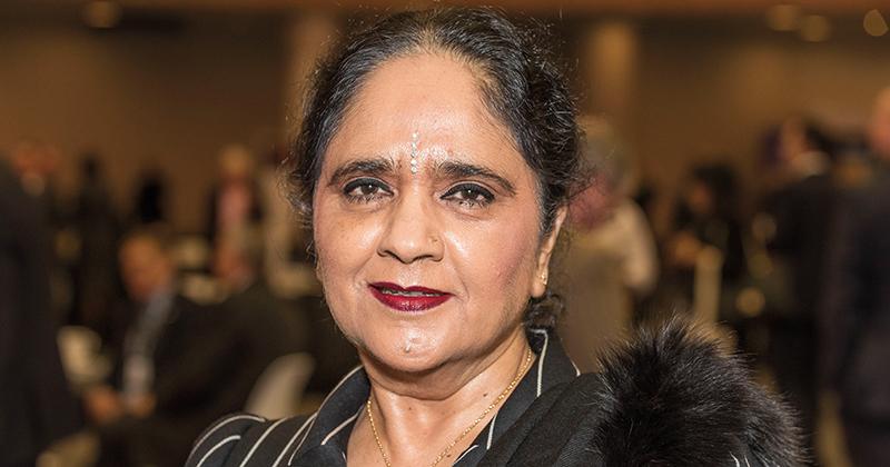 Dame Asha steps down from IfA board