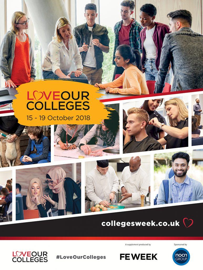 Colleges Week 2018