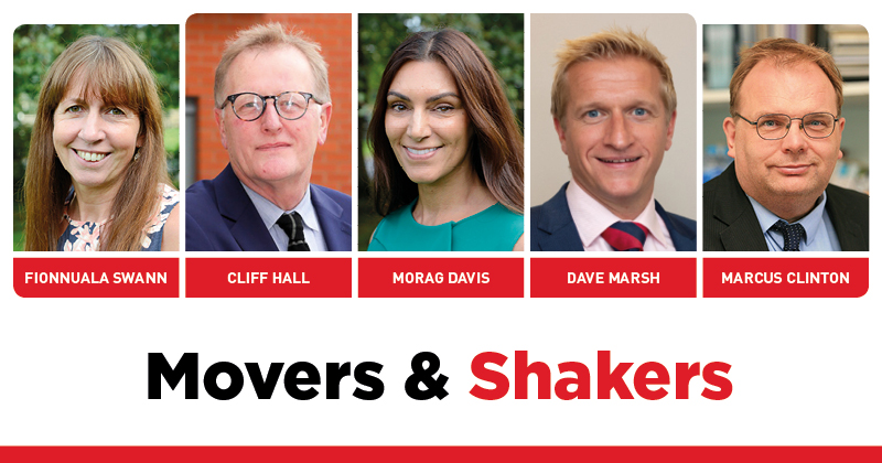 Movers and shakers: Edition 256