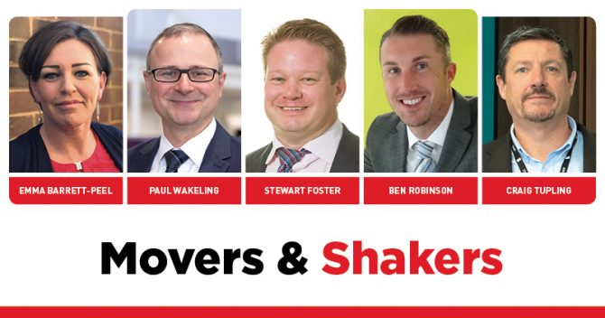 Movers and shakers: Edition 257