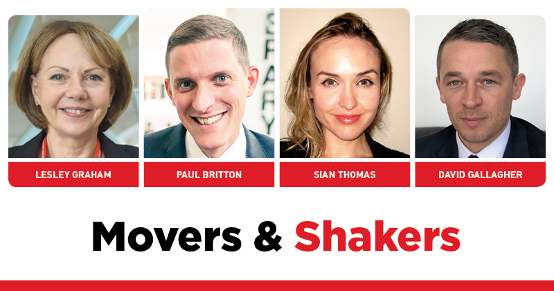 Movers and shakers: Edition 258