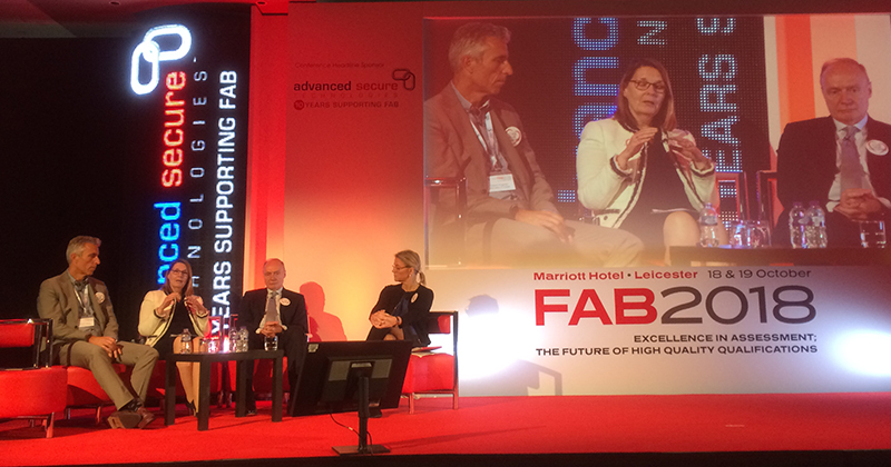 IfA and ESFA in listening mode about apprenticeship concerns at FAB conference
