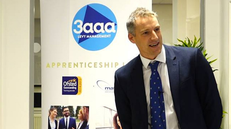 3aaa seeks to 'reassure' customers over 'new management'