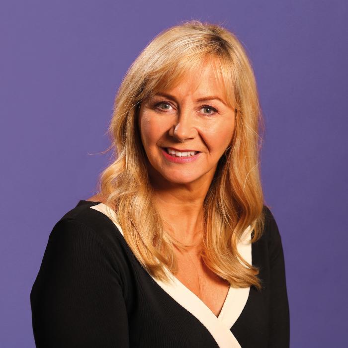 Judith Doyle, Principal and CEO, Gateshead College