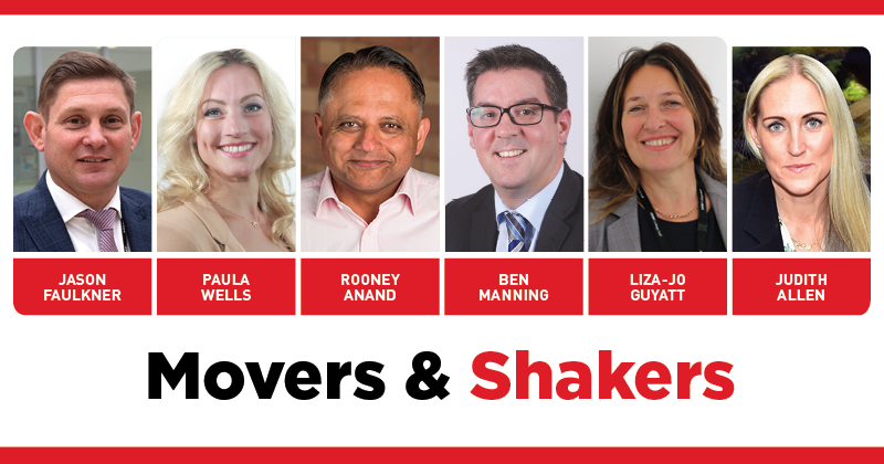 Movers and shakers: Edition 261