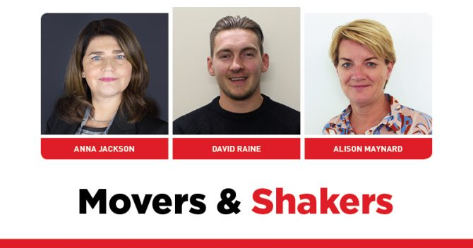 Movers and shakers: Edition 262