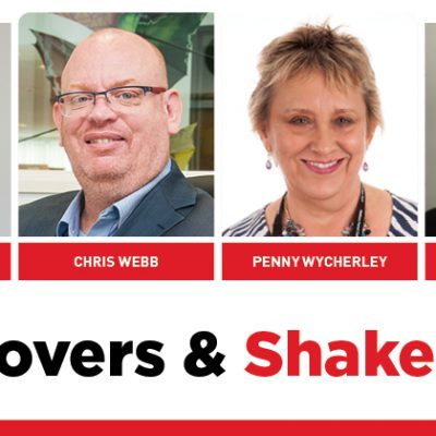 MOVERS AND SHAKERS: EDITION 263