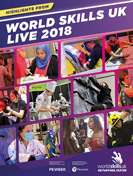 WorldSkills UK Live 2018
