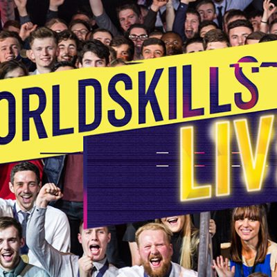 Revealed: WorldSkills UK LIVE 2018 competition results