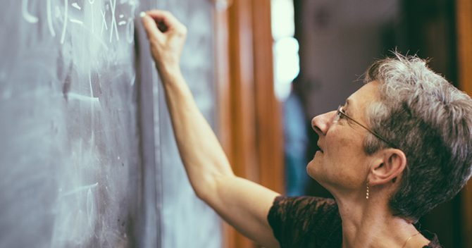 How the sums don't add up in recruitment of maths staff