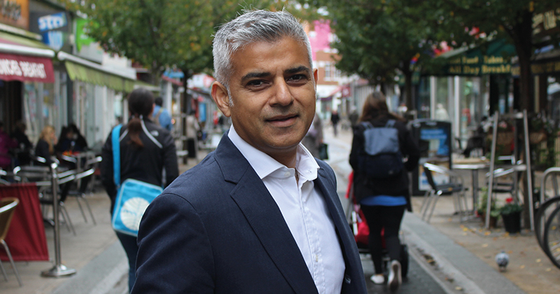 London mayor seeks special deal in AEB 'postcode lottery'