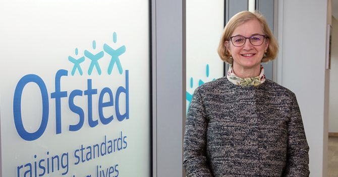 Ofsted: Campus grades on the cards for 2020