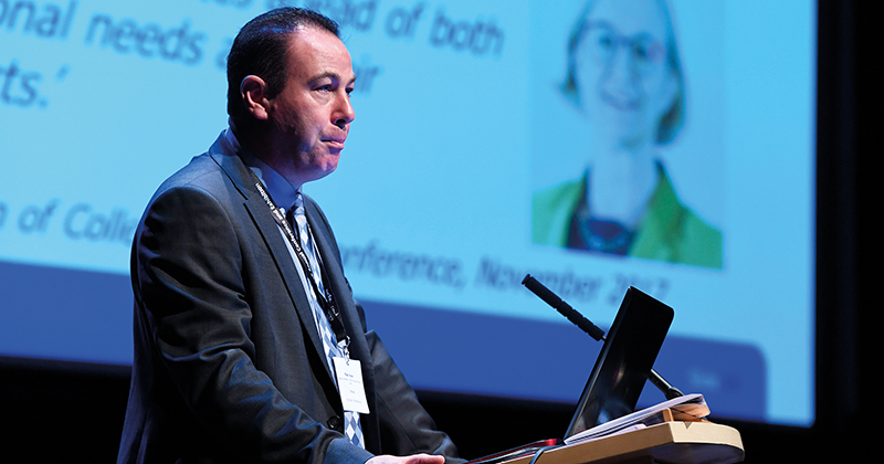 Apprenticeship quality remains a 'mixed picture', says Ofsted's Paul Joyce