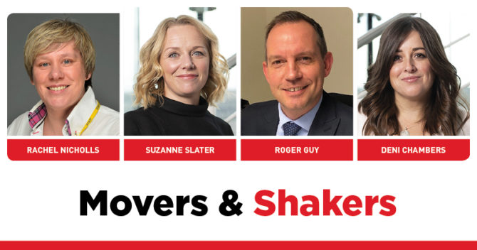 MOVERS AND SHAKERS: EDITION 264