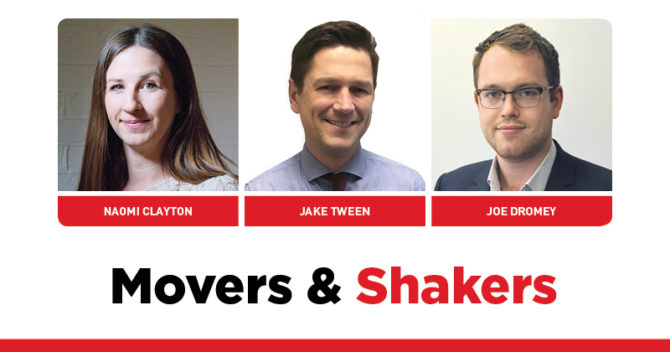 MOVERS AND SHAKERS: EDITION 265