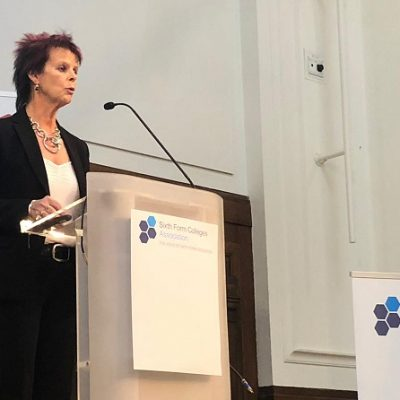 Anne Milton: Sixth Form Colleges Association winter conference 2019 speech in full