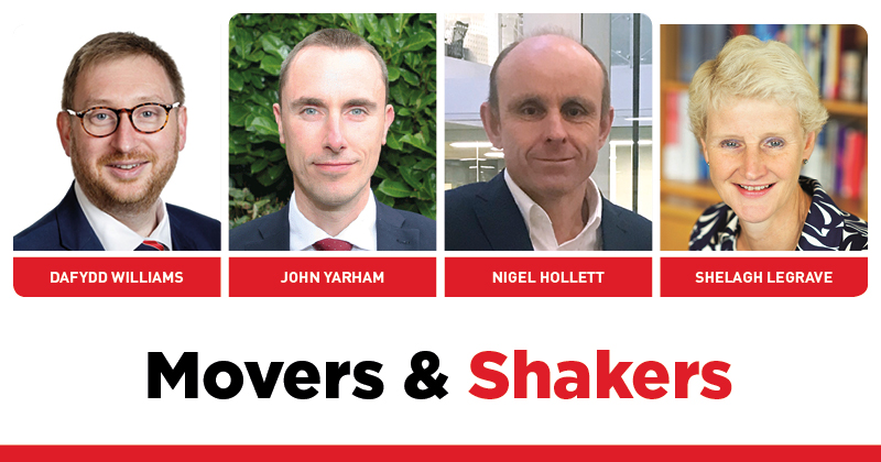 MOVERS AND SHAKERS: EDITION 266