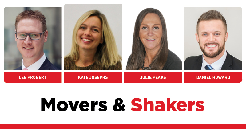 MOVERS AND SHAKERS: EDITION 267