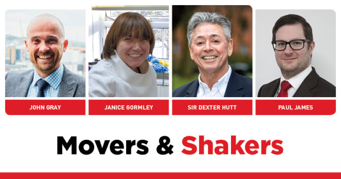 MOVERS AND SHAKERS: EDITION 268
