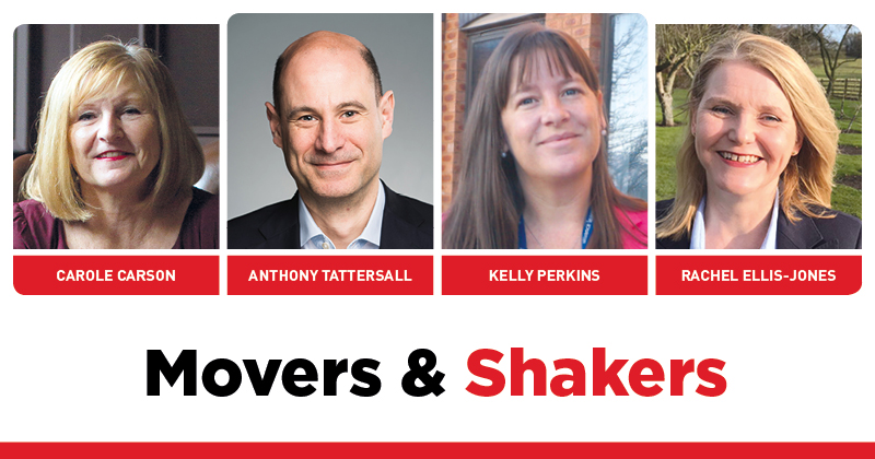 MOVERS AND SHAKERS: EDITION 269