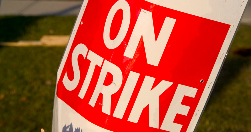 West Thames College strike days this year hit double figures