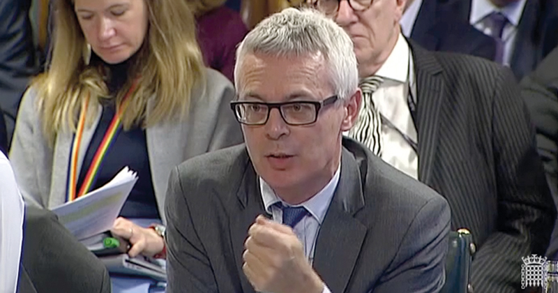 DfE top boss Jonathan Slater to leave