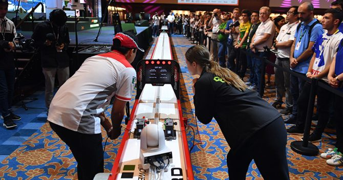 Harlow College introduces F1 in Schools to inspire passion for engineering
