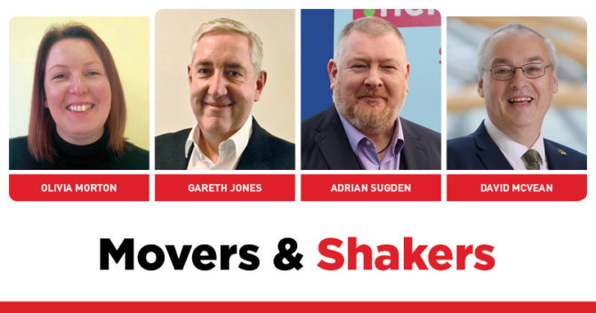 MOVERS AND SHAKERS: EDITION 270