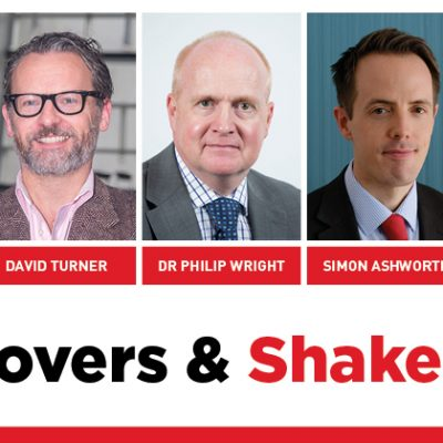 MOVERS AND SHAKERS: EDITION 271