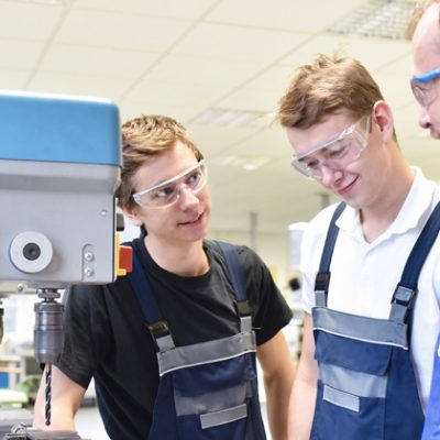 We must encourage schools to promote apprenticeships