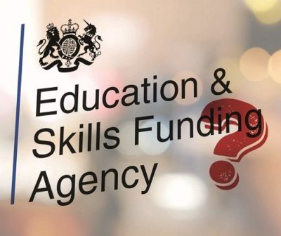 ESFA appears to have changed the apprenticeship off-the-job calculation – again