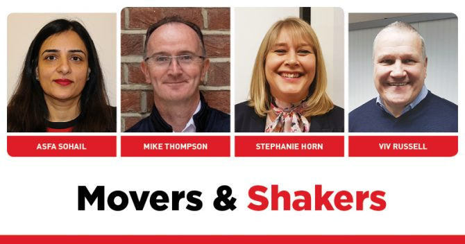 MOVERS AND SHAKERS: EDITION 272