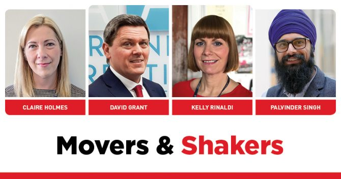MOVERS AND SHAKERS: EDITION 273