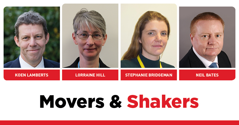 MOVERS AND SHAKERS: EDITION 275